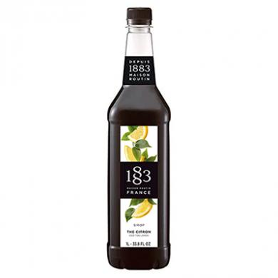 Routin 1883 Syrup - Iced Tea Lemon (1 Litre) - Plastic Bottl