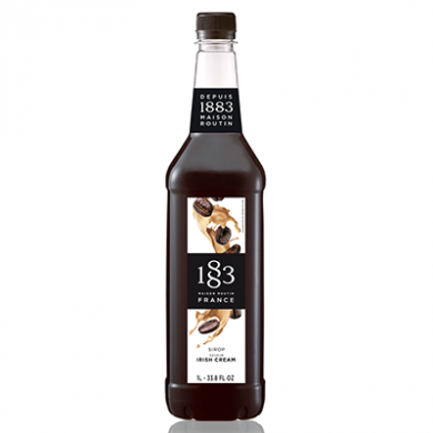Routin 1883 Syrup - Irish Cream (1 Litre) - Plastic Bottle