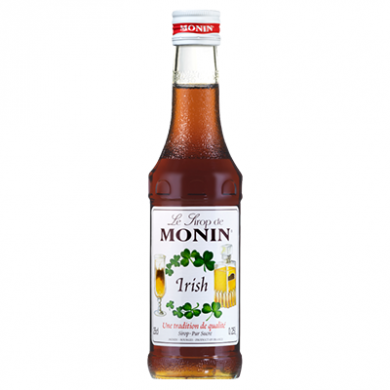 Monin Syrup - Irish Syrup (250ml)