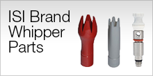 ISI Brand Whipper Parts