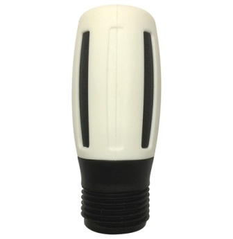 ISI Charger Holder Easy Whip (White and Black)