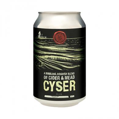 Jack Ratt - Cyser (330ml) 4% ABV