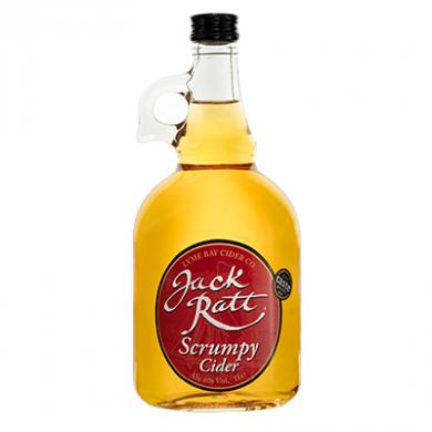 Jack Ratt Dorset Scrumpy - Flagon (1 Litre) 6% ABV