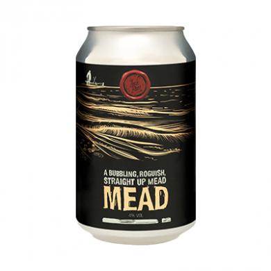 Jack Ratt - Sparkling Mead (330ml) 4% ABV