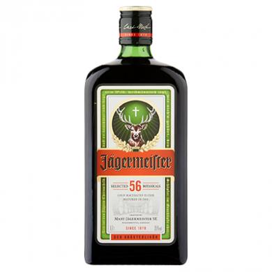 Jagermeister Herbal Liqueur (700ml) - 35% ABV