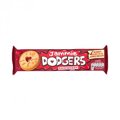 Jammie Dodgers - Raspberry Flavour (140g)