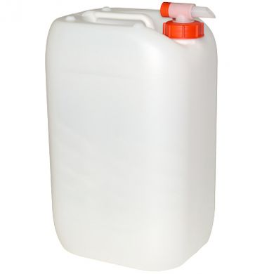 Jerry Can With Tap Cap (25 Litre)