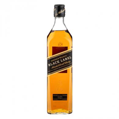Johnnie Walker - Black Label Blended Scotch Whisky (700ml) 4
