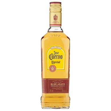 Jose Cuervo Especial - Reposado Tequila (700ml) - 38% ABV