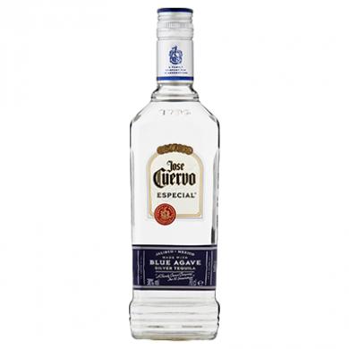 Jose Cuervo Especial - Silver Tequila (700ml) - 38% ABV