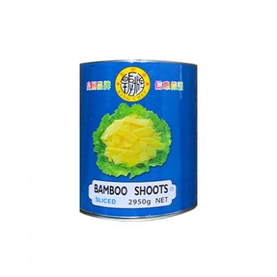 Sliced Bamboo Shoots - Large Tin (2.95kg)