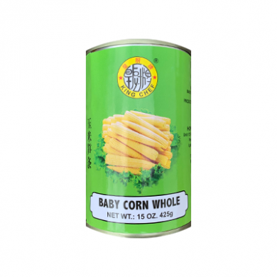 Whole Baby Corn (425g)