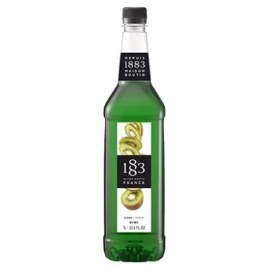 Routin 1883 Syrup - Kiwi (1 Litre) - Plastic Bottle