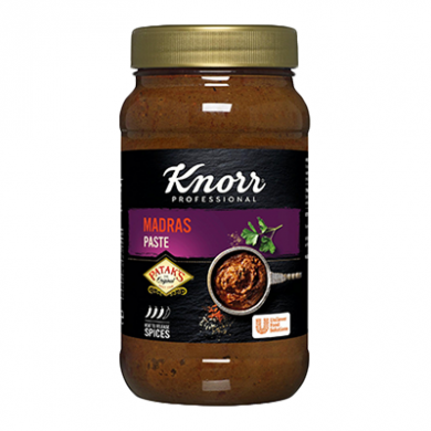 Knorr Professional Patak's Madras Paste (1.1kg)