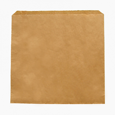 Bio Compostable Brown Bags (7 x 7 Inch) Pack of 1000