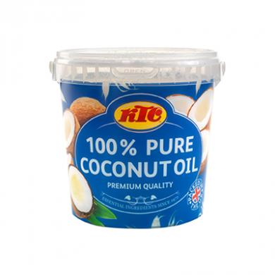 KTC - 100% Pure Coconut Oil (1 litre)