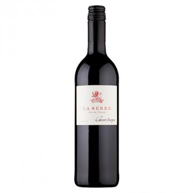La Serre Cabernet Sauvignon (750ml) - 13% ABV