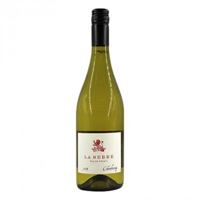 La Serre Chardonnay (750ml) - 12.5% ABV