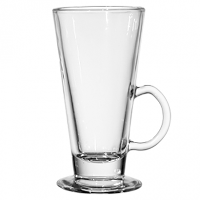 Latte Glass (245ml - 8.5oz)
