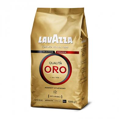 Lavazza Qualita Oro - Coffee BEANS (1kg)