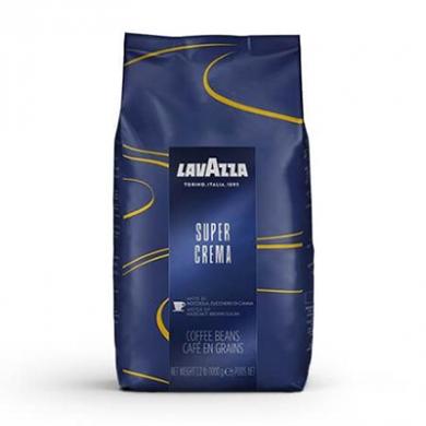 Lavazza Super Crema - Coffee BEANS (1kg)