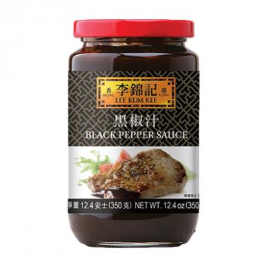 Lee Kum Kee - Black Pepper Sauce (350g)