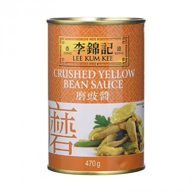 Lee Kum Kee - Crushed Yellow Bean Sauce - Tin (470g)