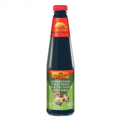 Lee Kum Kee - Mushrooms Vegetarian Stir-Fry Sauce (510g)