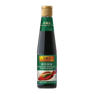 Lee Kum Kee - Seasoned Soy Sauce for Seafood (410ml)