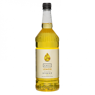 Syrup - Simply Lemon (1 Litre)