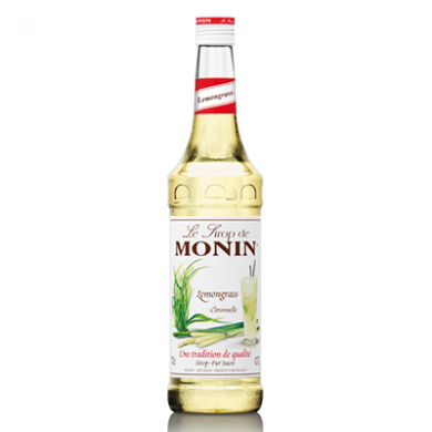 Monin Syrup - Lemongrass (70cl)