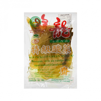 Leng Heng - Sour Pickled Green Mustard (350g)