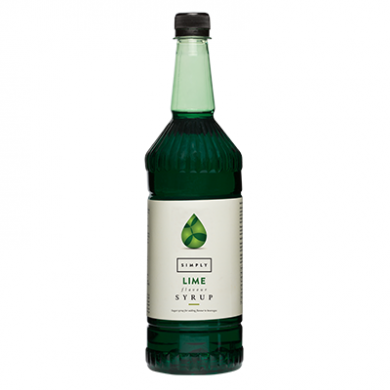 Simply Syrups - Lime (1L)