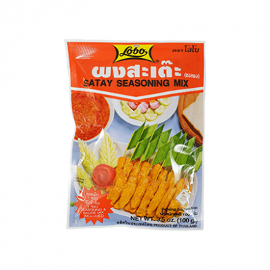 Lobo - Satay Seasoning Mix (100g)