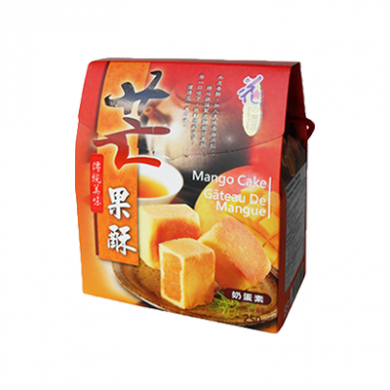 Loves Flower - Mango Cake (250g)