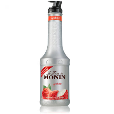 Monin Fruit Puree - Lychee (1 Litre)