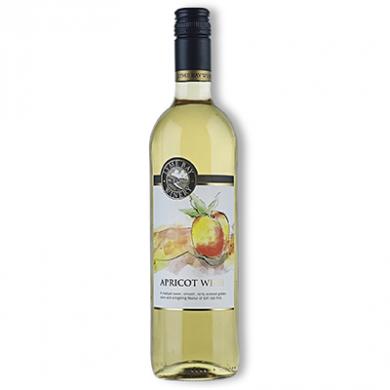 Lyme Bay Devon Wine - Apricot Wine (75cl) 11% ABV