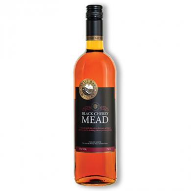 Lyme Bay Devon Mead - Black Cherry Mead (750ml) 11% ABV