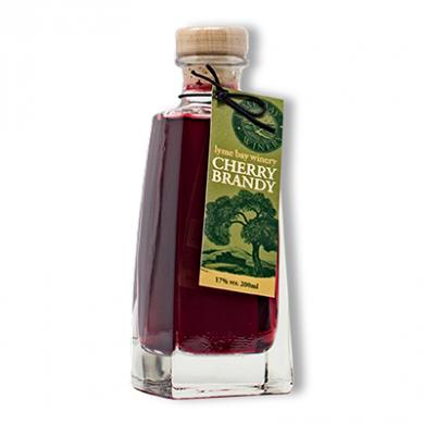 Lyme Bay Brandy - Cherry Brandy (200ml) 17% ABV
