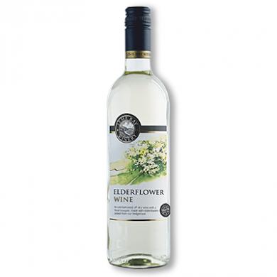 Lyme Bay Devon Wine - Elderflower (75cl) 11% ABV