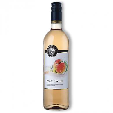 Lyme Bay Devon Wine - Peach Wine (75cl) 11% ABV