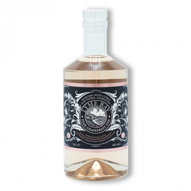 Lyme Bay - Pink Grapefruit Gin (70cl) 40% ABV