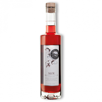 Lyme Bay - Sloe Liqueur (35cl) 17% ABV OFFER