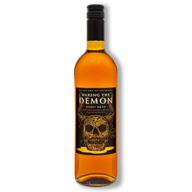 Lyme Bay Devon Mead - Waking The Demon Mead (750ml) 14.5% AB