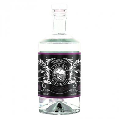 Lyme Bay Devon Gin - Winter Gin (700ml) 40% ABV