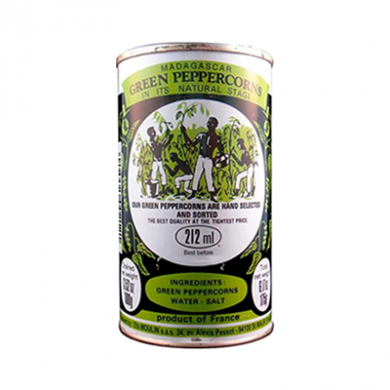 Madagascar Green Peppercorns (175g)