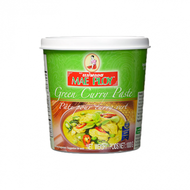 Mae Ploy - Green Curry Paste (400g)