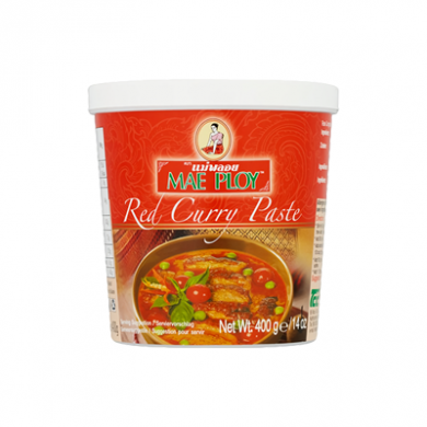 Mae Ploy - Red Curry Paste (400g)