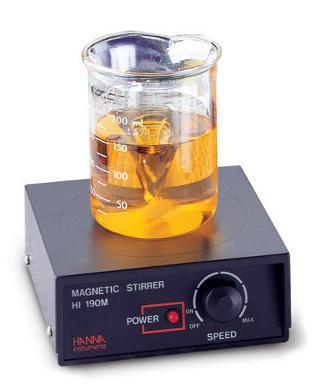 Hanna Instruments - Magnetic Stirrer (1 Litre max)