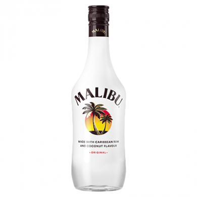 Malibu Original - White Rum w/ Coconut (700ml) - 21% ABV